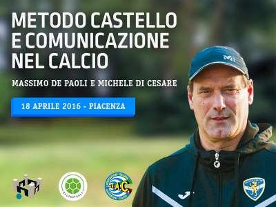 METODO CASTELLO E COMUNICAZIONE NEL CALCIO