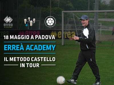 METODO CASTELLO IN  TOUR A PADOVA