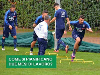 CALCIO: CIRCUIT TRAINING E RESISTENZA