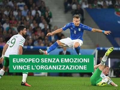 CALCIO: EURO 2016, QUALITÀ SÌ SPETTACOLO NO