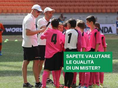 CALCIO: L'ALLENATORE IDEALE PER LA TUA SQUADRA