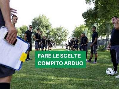 CALCIO: LA GESTIONE DEL GRUPPO