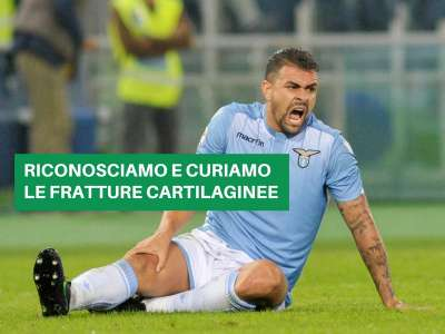 CALCIO, LE LESIONI DI OSSA E CARTILAGINE