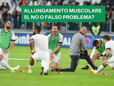 CALCIO: LO STRETCHING, FA BENE O NO?