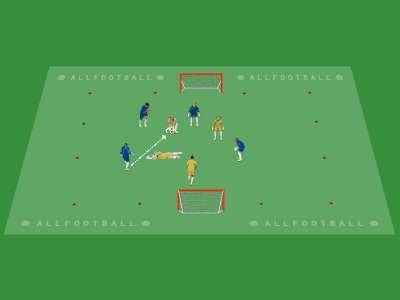 Scuola calcio, facciamo gol con i piedi e contrastiamo con mani e corpo