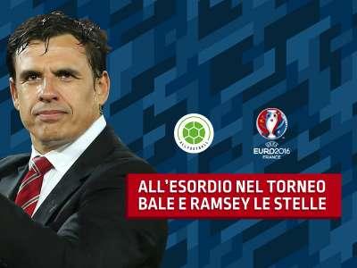 CALCIO, EURO 2016: IL GALLES