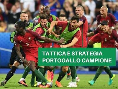 CALCIO: EURO 2016, LA FINALE AI RAGGI X