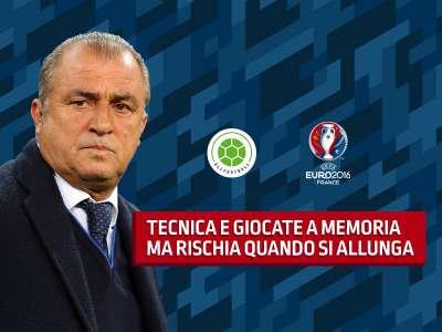 CALCIO, EURO 2016: LA TURCHIA