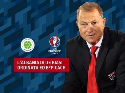 CALCIO, EURO 2016: L'ALBANIA