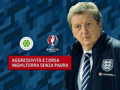 CALCIO: EURO 2016, L'INGHILTERRA