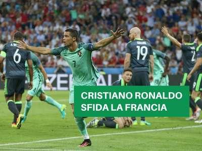 CALCIO: LA FINALE DI EURO 2016