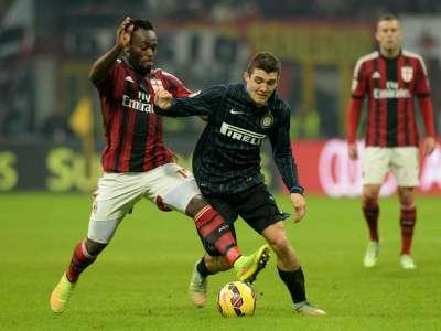 INTER MILAN: ATTACCHI CONTRO