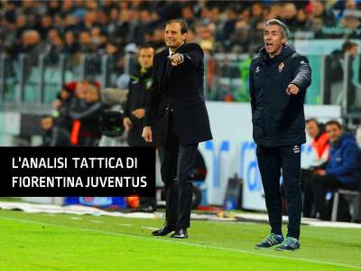 LE STRATEGIE DI SOUSA E ALLEGRI