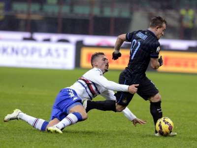SAMPDORIA INTER: ATTENTI ALLE RIPARTENZE
