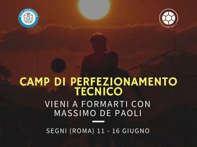 CAMP DI PERFEZIONAMENTO TECNICO