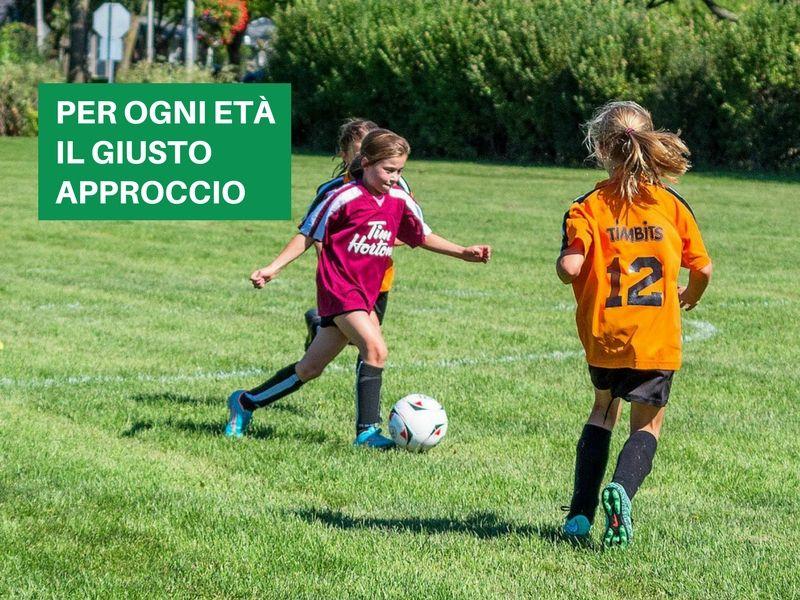 Immagini Di Calcio Per Bambini : Calcio e crescita psicofisica dei bambini allfootball